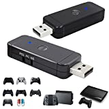 Wireless / Wired USB Game Controller Adapter for Nintendo Switch PS3 PC
